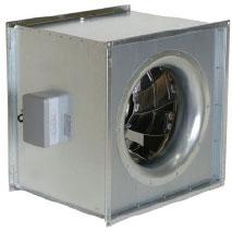 Вентилятор KDRE/KDRD 65-70 для прямоугольных каналов