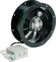Осевой вентилятор AR 200 / 250