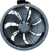 Осевой вентилятор AR 500