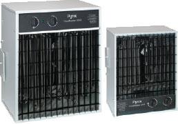 Стационарный тепловентилятор HeatMaster AVR