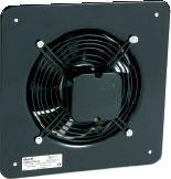 Осевой вентилятор AW 300 / 315