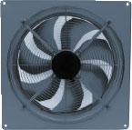 Осевой вентилятор AW 450