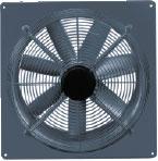 Осевой вентилятор AW 630
