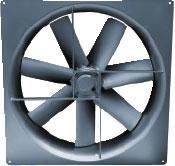 Осевой вентилятор AW 710