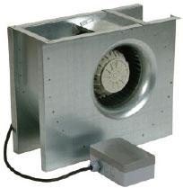 Центробежный вентилятор СЕ 200-280 (4-полюсный) одностороннего всасывания