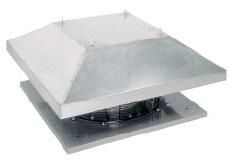 Крышный вентилятор DHS 560
