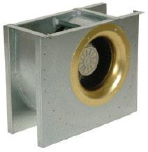 Взрывозащищенный вентилятор DKEX 315-355
