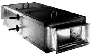 Плоские модульные агрегаты v F