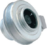 Вентилятор K150/160 для круглых каналов