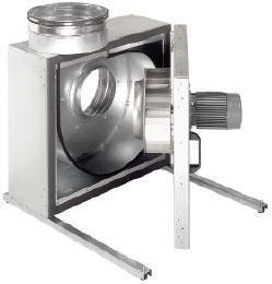 Кухонный вытяжной вентилятор KBR 355E4
