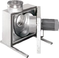 Кухонный вытяжной вентилятор KBT 180-200