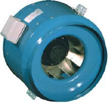Вентилятор KD 200/250 для круглых каналов