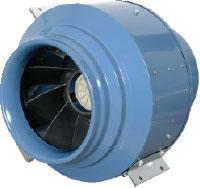 Вентилятор KD 315 XL1-355 M1 для круглых каналов