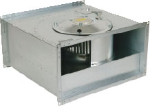 Вентилятор KE/KT 40-20 для прямоугольных каналов