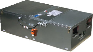 Приточно-вытяжной агрегат MAXI 2000 с рекуперацией тепла