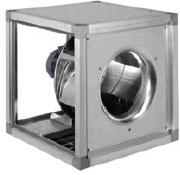 Вентилятор MUB 500DV/500DS для прямоугольных каналов