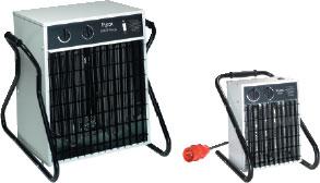 Переносной тепловентилятор Proff