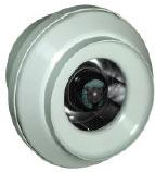 Вентилятор RVK315 для круглых каналов