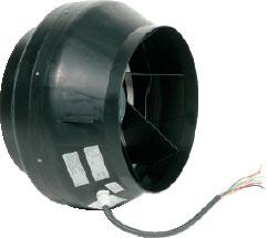 Взрывозащищенный вентилятор RVK 315 EX