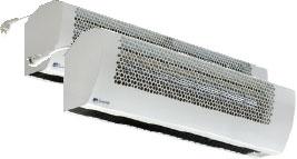 Воздушные завесы ScreenMaster AS