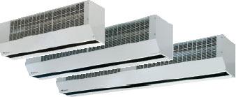 Воздушные завесы ScreenMaster LG