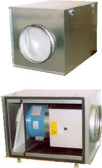 Приточный агрегат TLP