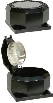 Крышный вентилятор TOE/TOV 400