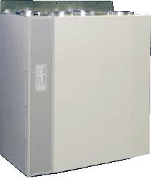 Приточно-вытяжной агрегат VR 700 EV, EV/HB с рекуперацией тепла