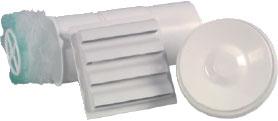 Саморегулирующийся воздушный клапан VTK