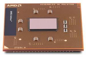 AMD Athlon XP-M 2100+: новый процессор для легких ноутбуков