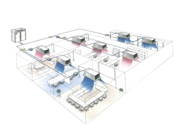 VRF-система Toshiba