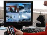 Управление видеонаблюдением на этаже