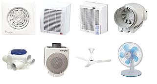 вентиляторы бытовые вытяжные