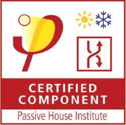 Systemair VTC 200 получил сертификат Института пассивных домов Германии.