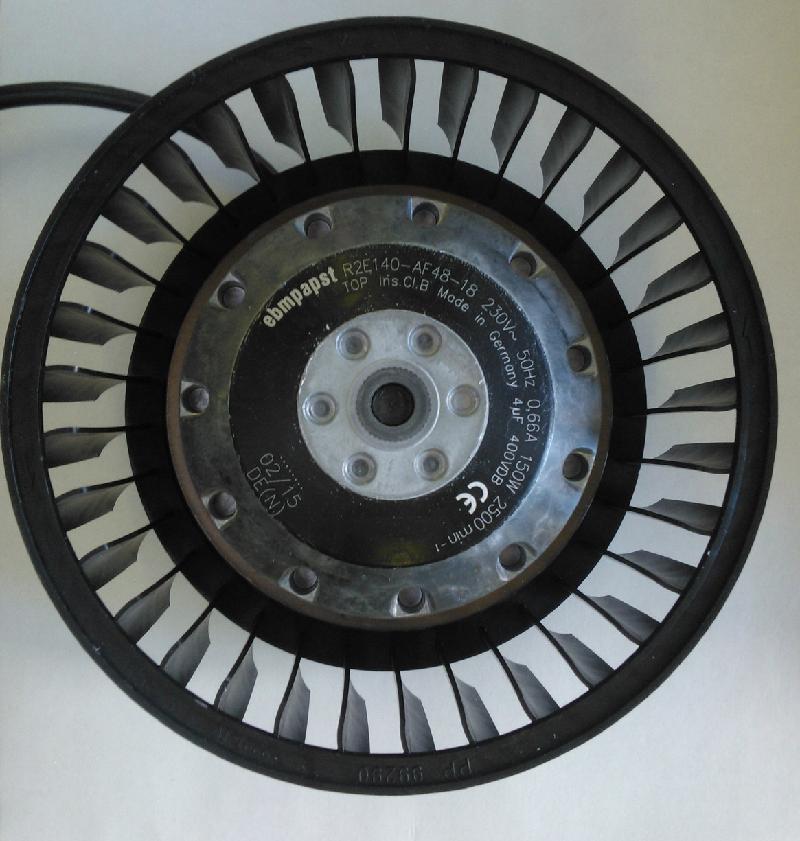 вытяжной вентилятор VX400EV R2E 140-AF48-18
