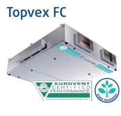 вентиляционный агрегат Topvex FC