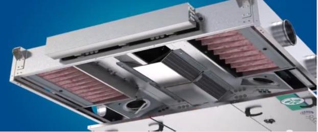 агрегат вентиляционно приточный