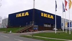 магазине ИКЕА в Орхусе