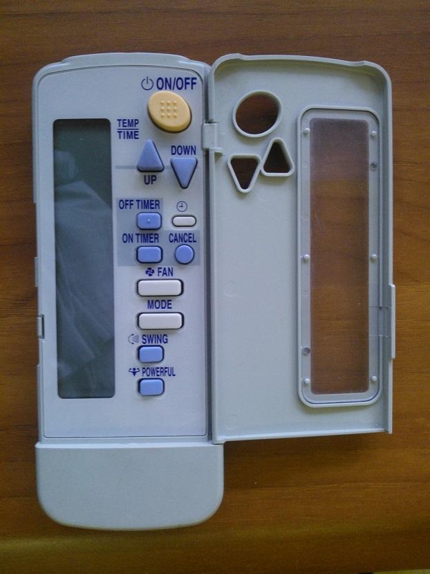Пульт управления кондиционером Daikin пульт ARC417A1