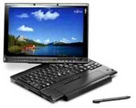 Ноутбук-трансформер LifeBook T2010