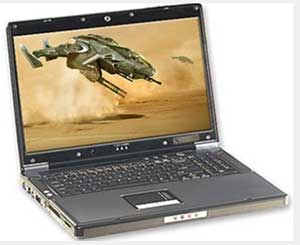 Ноутбук Xtreme 917V
